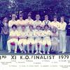 3rd XI  1979 K O  Finalist