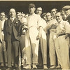 RCC players & officials with League trophy 1926