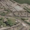 Rawtenstall Aerial view of town centre via Google Earth 2013