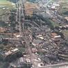 Rawtenstall Aerial view 1980s
