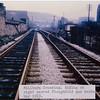 Rawtenstall Fallbarn crossing Siding on right served Cloughfold Gas works JD 1963