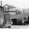 Rawtenstall Railway Bridge over Irwell JD