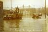 Rawtenstall Tup Bridge flood 1937