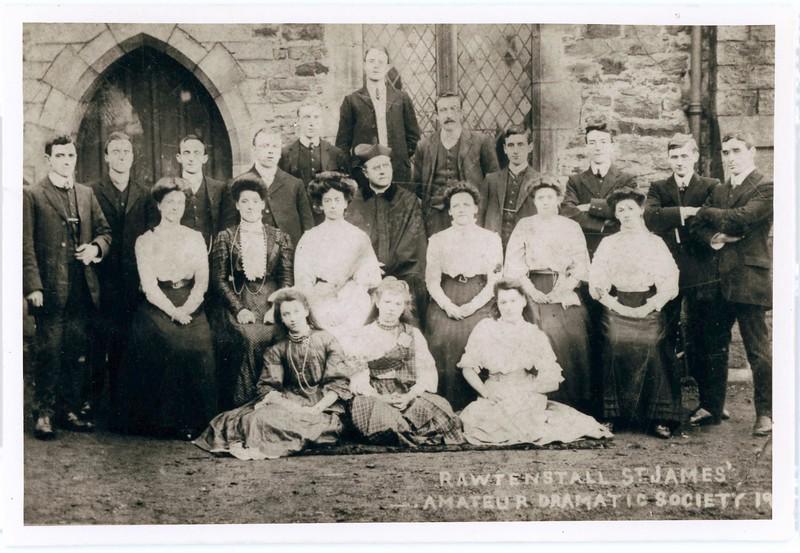 Rawtenstall St James Amateur Dramatic Society