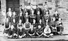 Rawtenstall St James c1940 Mrs Calloway 2nd Row 2nd fr RT Stephen Spencer note evacuees from Salford
