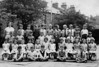 Rawtenstall Cloughfold Juniour school late 1950s David Lord back row middle with bow tie
