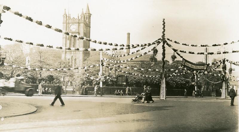 Rawtenstall Silver Jubilee 1936