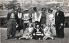 Rawtenstall Salute the Soldier 1944, Eileen Trippier back row third from right