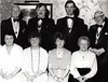 Rawtenstall Freemasons John Leach back row 2nd from left c1985