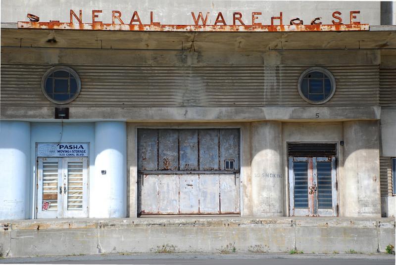 General Warehouse, near Red Oak victory ship