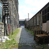 REEDSHOLME end of an era   Broadleys demolition 201207 6