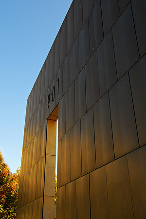 Reflections of the Oklahoma City National Memorial