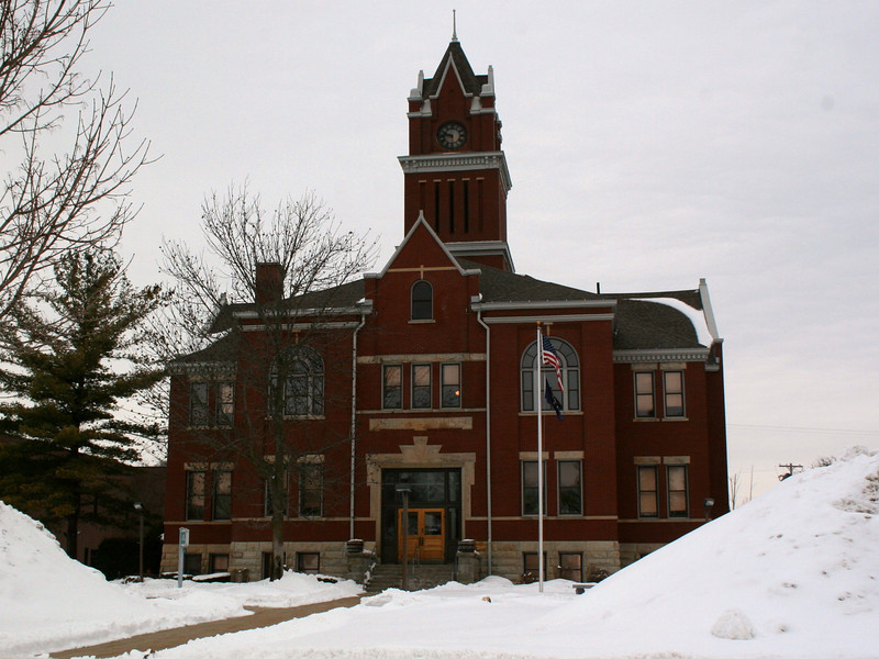Antrim County Courthouse (ca. 1904)