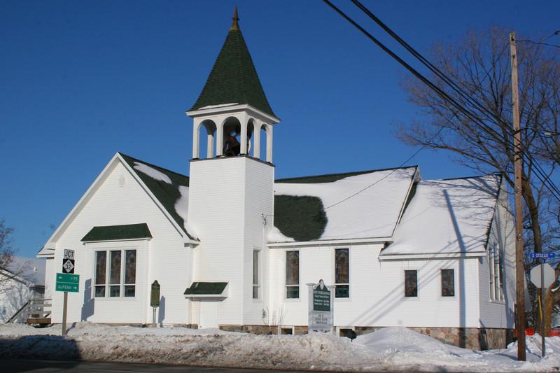 First Congregational Church (ca. 1879)