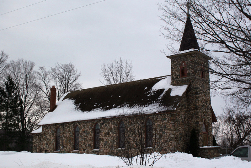 St. John Nepomucene Catholic Church (ca. 1890)