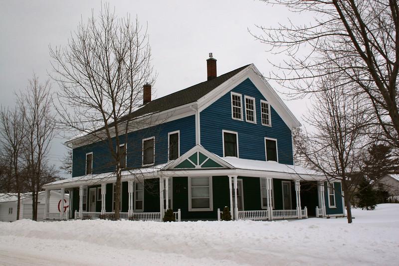 Hughes House (ca. 1868)