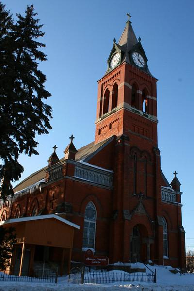 St. Mary's Catholic Church (ca. 1900)