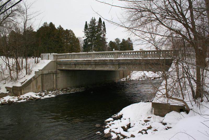 M-88 Intermediate River Bridge (ca. 1932)