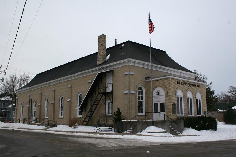 Elk Rapids Township Hall (ca. 1882)