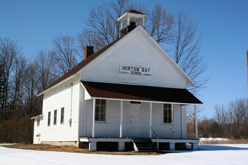 Horton Bay School (ca.1886)