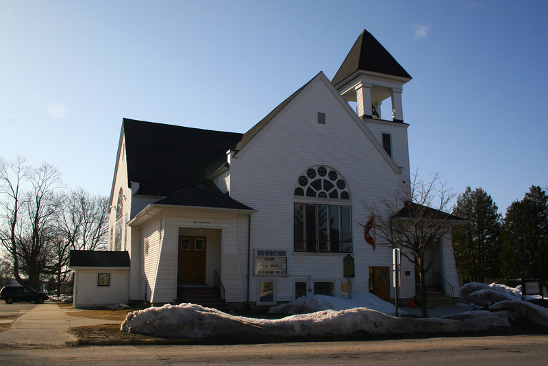 Boyne City United Methodist Church (ca. 1906)