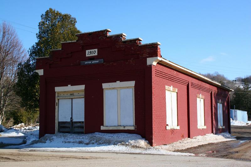 Boyne City Water Works Building (ca.1910)