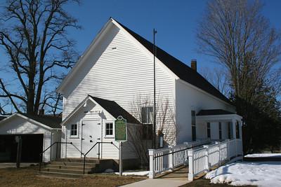Norwood Township Hall (ca. 1884)