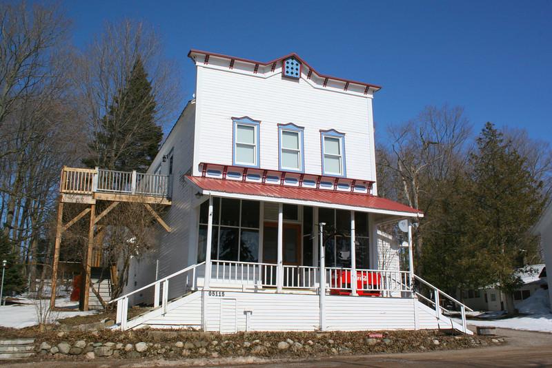 Michigan - Charlevoix County Historic Sites