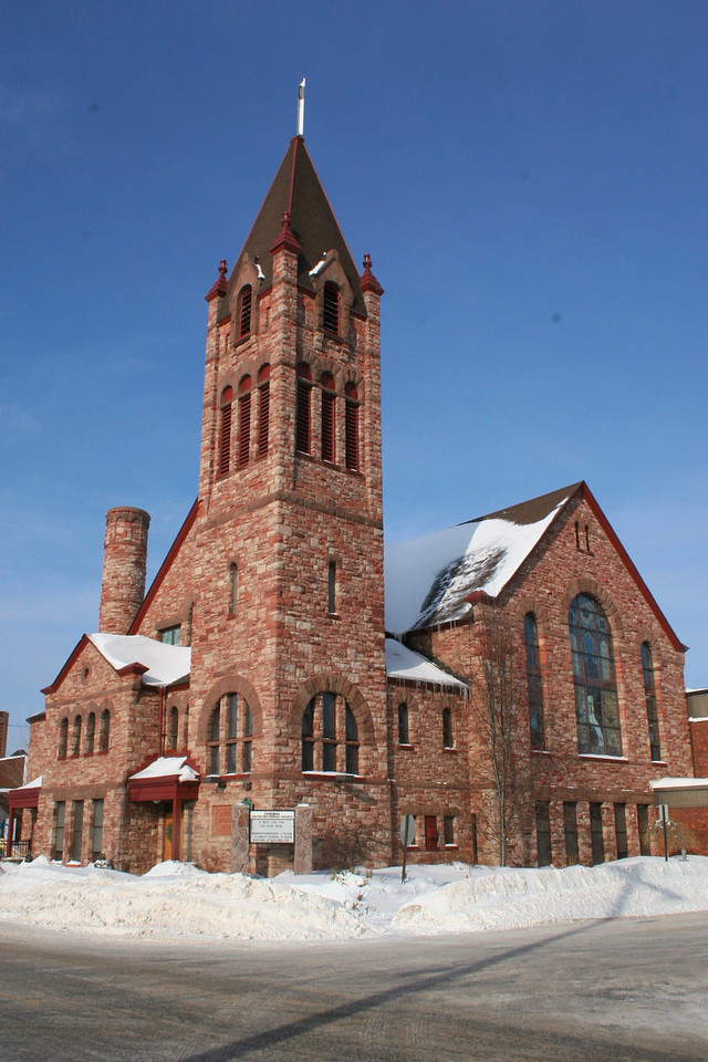 Central Methodist Church (ca. 1892)