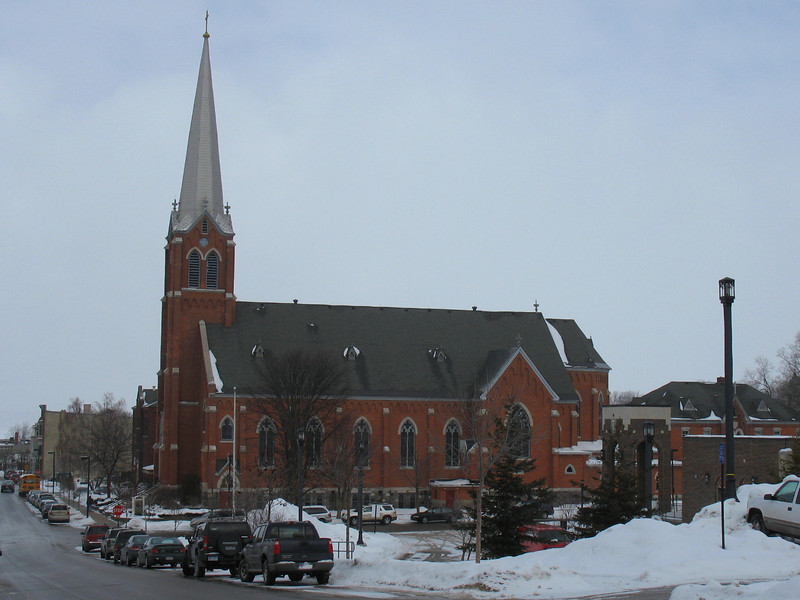 St Francis Xavier Catholic Church (ca.1903)