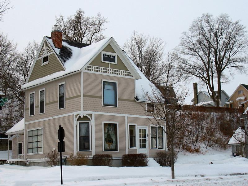 Wells House (ca. 1890's)