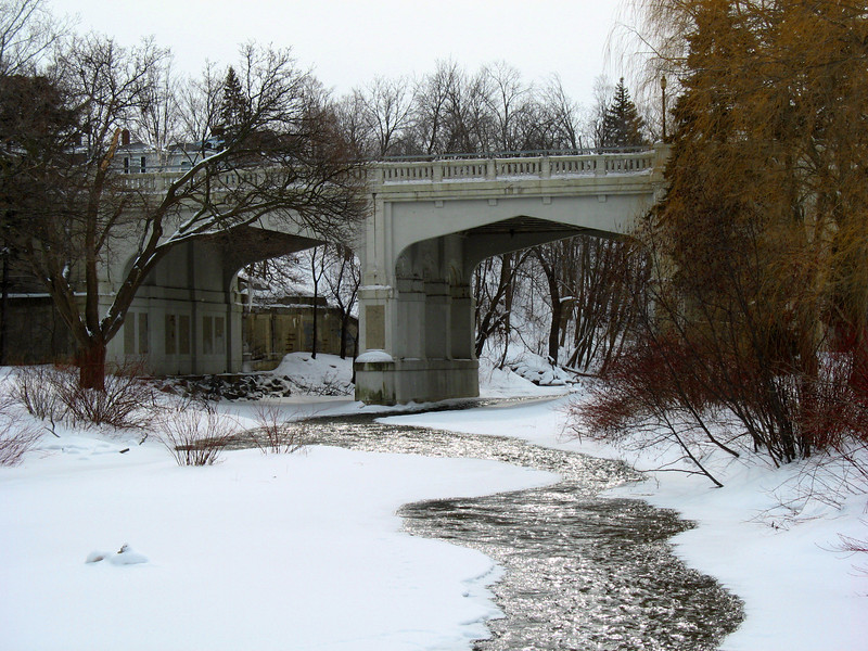 West Mitchell Street Bridge (ca.1930)