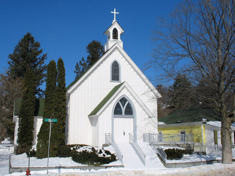 St. Ignatius Catholic Church (ca.1889)