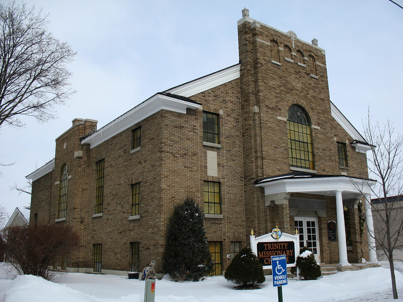 Trinity Evangelical Church (ca. 1929)