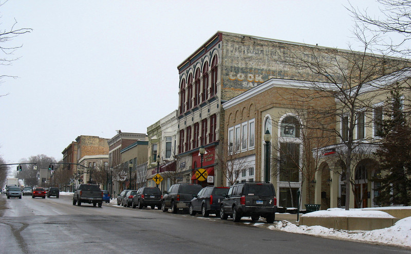 Petoskey Downtown Historic District (ca.1879-1920)