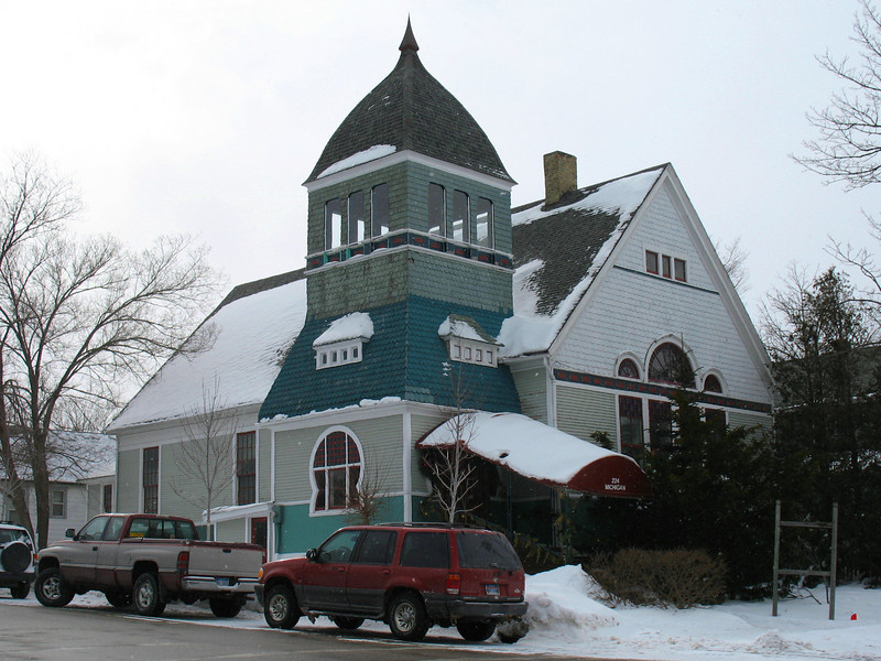 Seventh Day Adventist Church (ca. 1891)