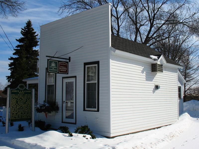 Blackbird House (ca. 1858)