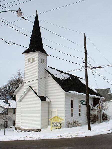 Zion Evangelical Lutheran Church (ca. 1892)