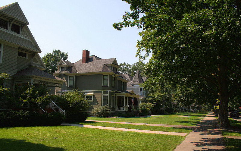 Central Neighborhood Historic District - Traverse City