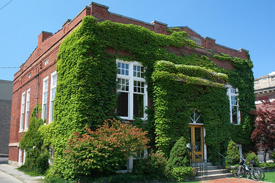 Ladies Library Building (ca. 1909)