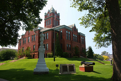 Grand Traverse County Courthouse (ca. 1900)