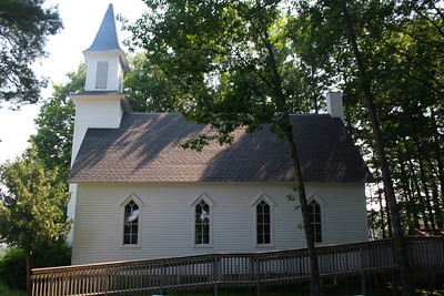 Old Mission Congregational Church (ca. 1891)