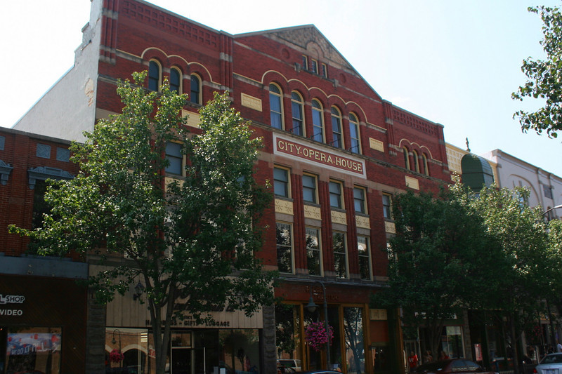 City Opera House (ca. 1891) - Traverse City