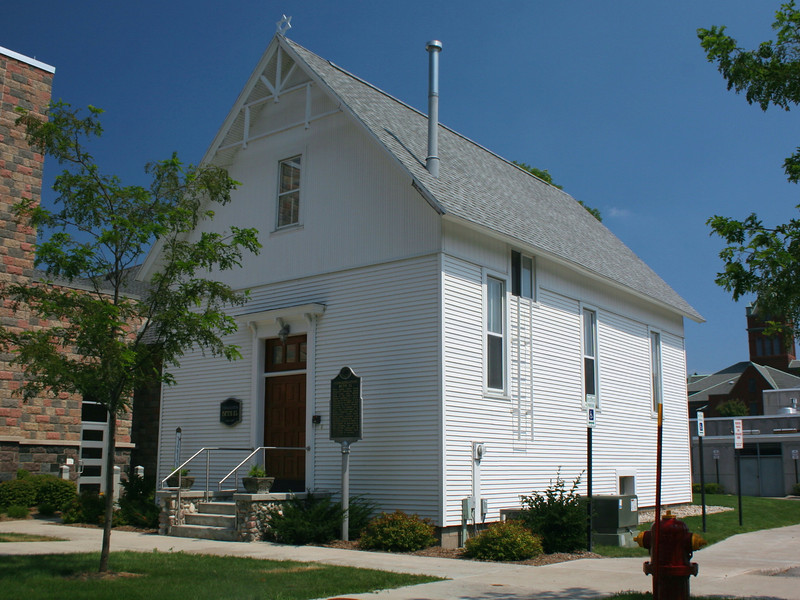 Congregation Beth El (ca. 1885) - Traverse City
