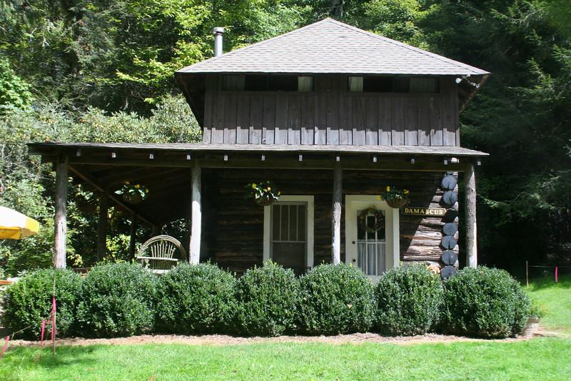 E.M. Backus Lodge (ca. 1925)