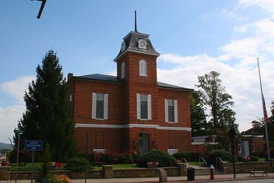 Transylvania County Courthouse (ca. 1881)
