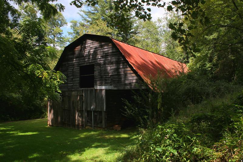 William Deaver House (Barn - ca. 1820's)