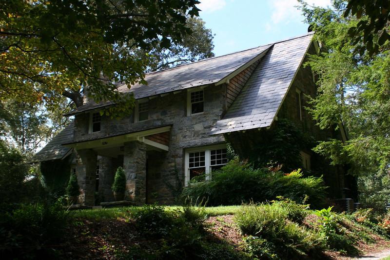 Royal & Louise Morrow House (ca. 1915)