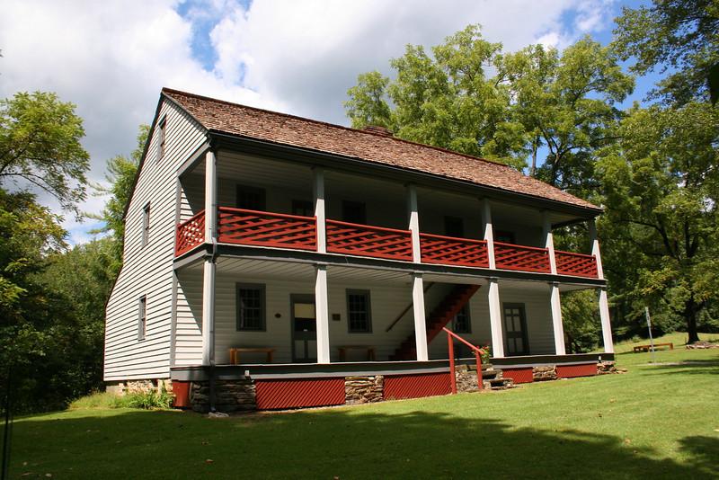 North Carolina - Transylvania County Historic Sites