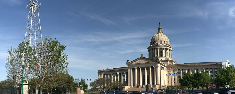 Oklahoma State Capitol